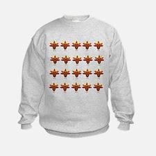Cute Thanksgiving Turkeys Sweatshirt