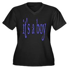 Its a boy Plus Size T-Shirt