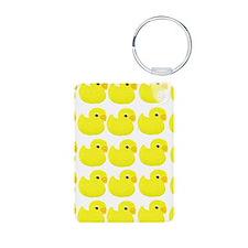 Rubber Ducks Keychains