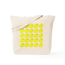 Rubber Ducks Tote Bag