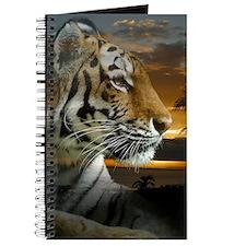 Tiger Sunset Journal