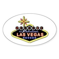 Fabulous Las Vegas Decal