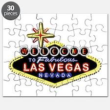 Fabulous Las Vegas Puzzle
