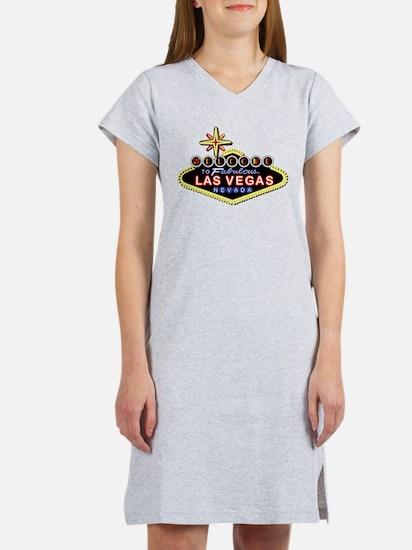 Fabulous Las Vegas Women's Nightshirt