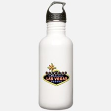 Fabulous Las Vegas Water Bottle