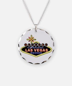 Fabulous Las Vegas Necklace