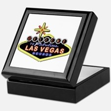 Fabulous Las Vegas Keepsake Box