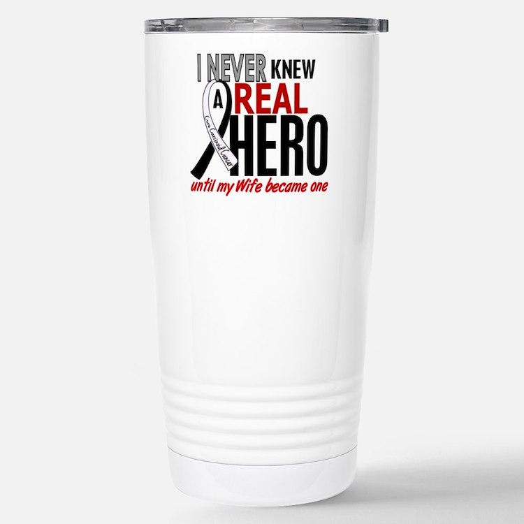 Carcinoid Cancer Real H Travel Mug