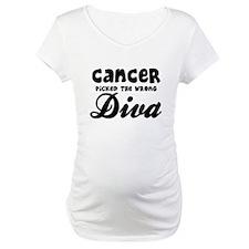 Wrong Diva Cancer Shirt