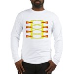 Triangle Glyph 04 H Long Sleeve T-Shirt