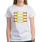 Triangle Glyph 04 H Women's T-Shirt