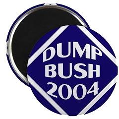 Blue Dump Bush 2004 Magnet (10 pack)