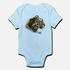 Tiger Sunset Body Suit