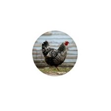 Chicken Mini Button (10 pack)
