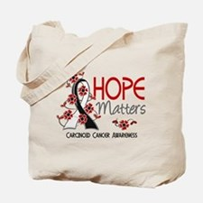 Carcinoid Cancer Hope Matters 3 Tote Bag