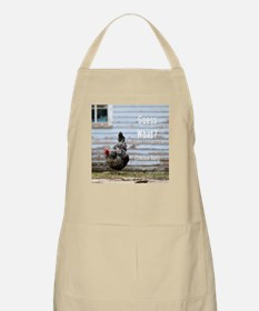 Guess What Chicken Butt Apron