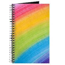 Acrylic Rainbow Journal