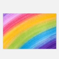 Acrylic Rainbow Postcards (Package of 8)