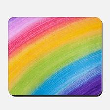 Acrylic Rainbow Mousepad