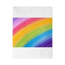 Acrylic Rainbow Twin Duvet