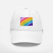 Acrylic Rainbow Baseball Baseball Baseball Cap