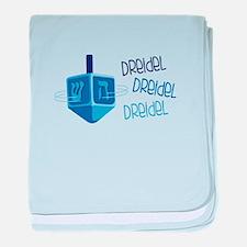 DReideL DReideL DReideL baby blanket
