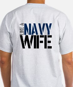 Hot and Sexy like a Navy Wife T-Shirt