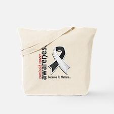 Carcinoid Cancer Awareness 5 Tote Bag