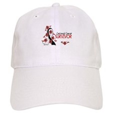 Carcinoid Cancer Survivor 3 Baseball Cap