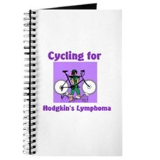 Cycling for Hodgkin's Journal