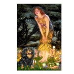 Fairies & Cavalier (BT) Postcards (Package of 8)