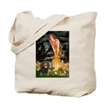 Fairies & Cavalier (BT) Tote Bag