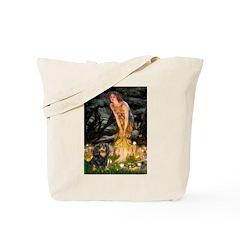 Fairies & Cavalier (BT) Tote Bag