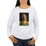 Fairies & Cavalier (BT) Women's Long Sleeve T-Shir