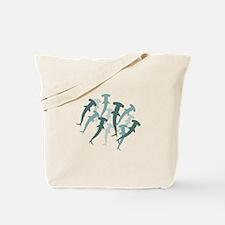 Hammerhead School Tote Bag