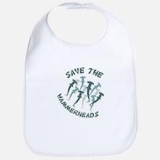 SAVE THE HAMMERHEADS Bib