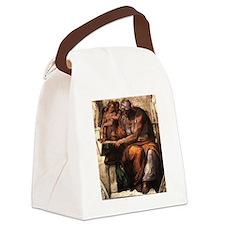 michelangelo.sybille-de-c Canvas Lunch Bag