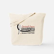Carcinoid Cancer Awareness 2 Tote Bag