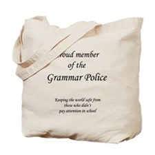 Funny Grammar school teacher Tote Bag