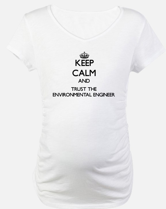 Keep Calm and Trust the Environmental Engineer Mat