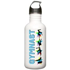 ADORABLE GYMNAST Sports Water Bottle