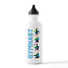 ADORABLE GYMNAST Water Bottle