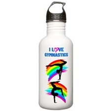 GYMNAST GIRL Sports Water Bottle