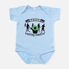 Cute Hunt zombie Infant Bodysuit