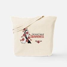 Carcinoid Cancer Awareness 6 Tote Bag