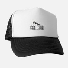 Screw Carcinoid Cancer 1C Trucker Hat