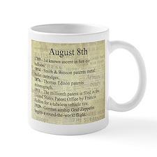 August 8th Mugs