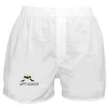 HAPPY HALLOWEEN Boxer Shorts
