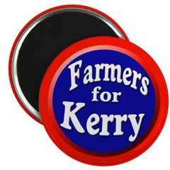 Farmers for Kerry Magnet (100 pack)