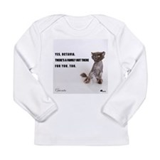 A Family For You Infant Long Sleeve T-Shirt